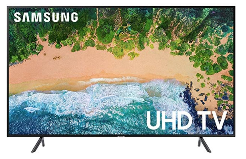 Samsung UN50 NU7100 - picture - review