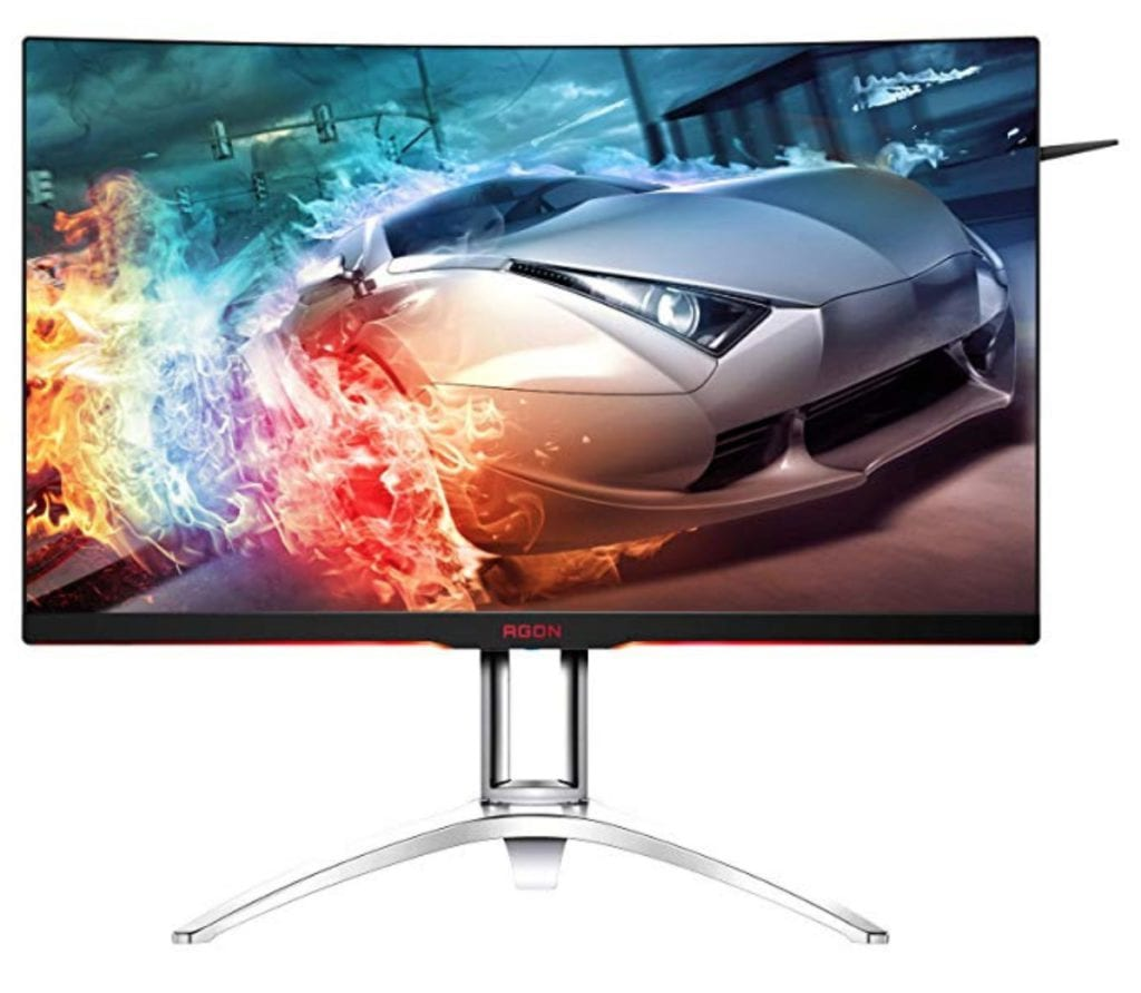 AOC AGON AG322QC4 - picture - 01