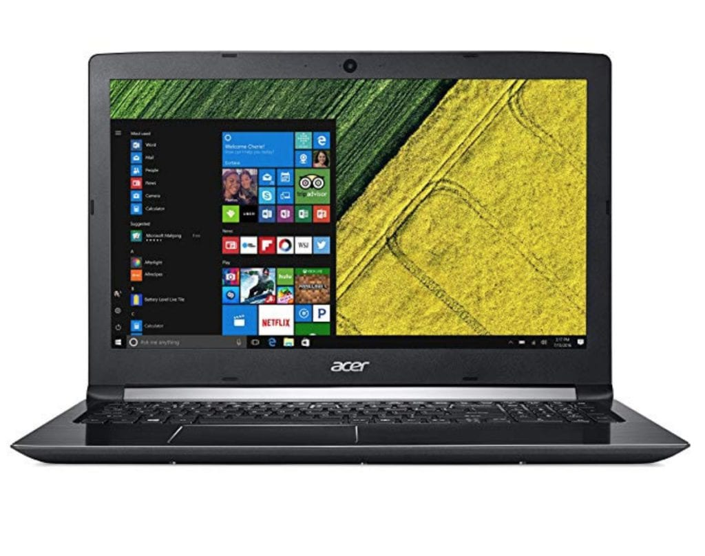 Acer Aspire 5 - review - 01
