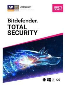 Best Antivirus For Computer - Bitdefender Total Security