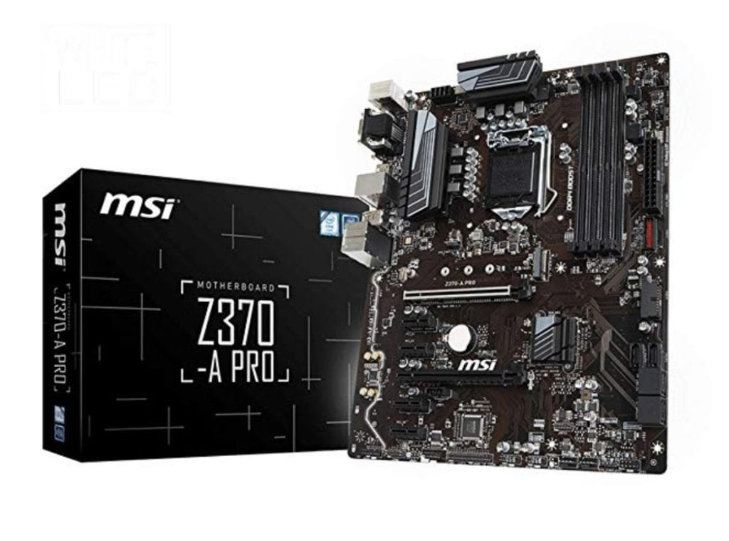MSI Z370 - Intel 8th Gen LGA 1151-review-picture