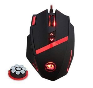Redragon M801 Gaming Mouse Wired-review-pictures