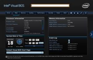UEFI-Intel-Bios