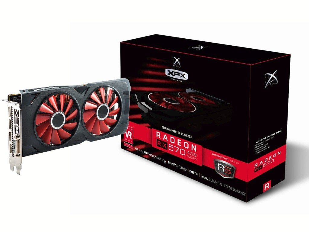 XFX Radeon RX 570 RS XXX Edition - picture - 01