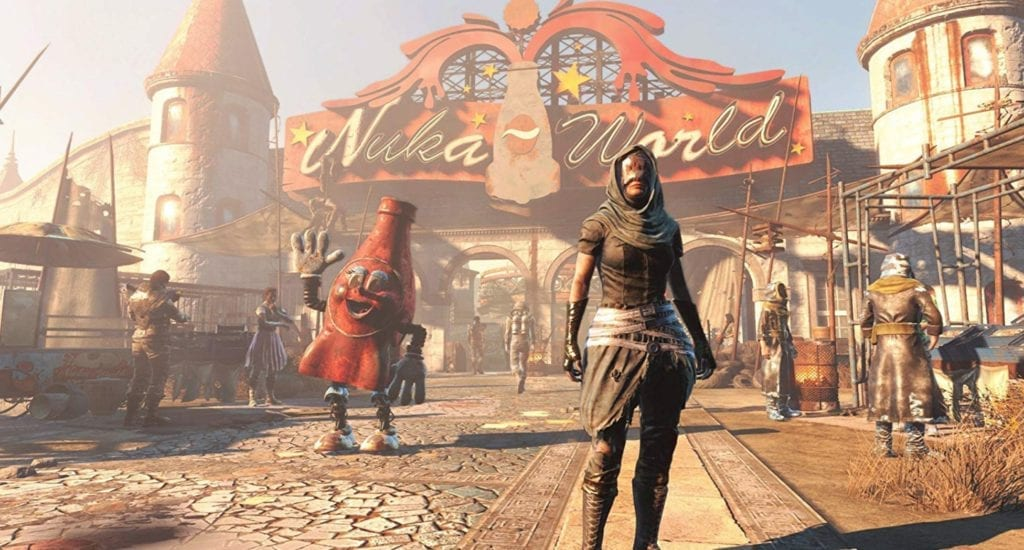 Top Ten PS4 Games Out Now-fallout-4