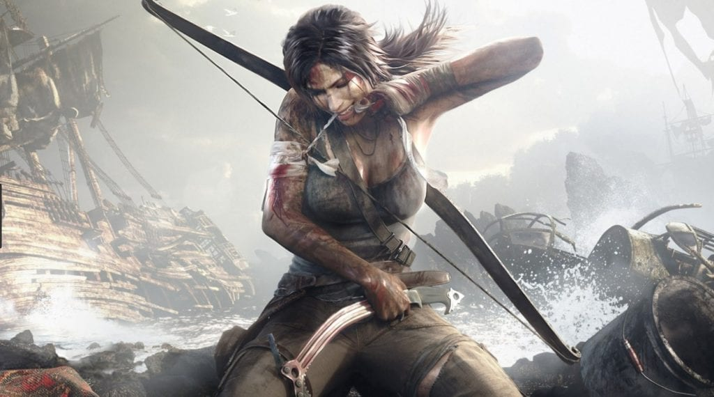 Top Ten PS4 Games Out Now-tomb-raider