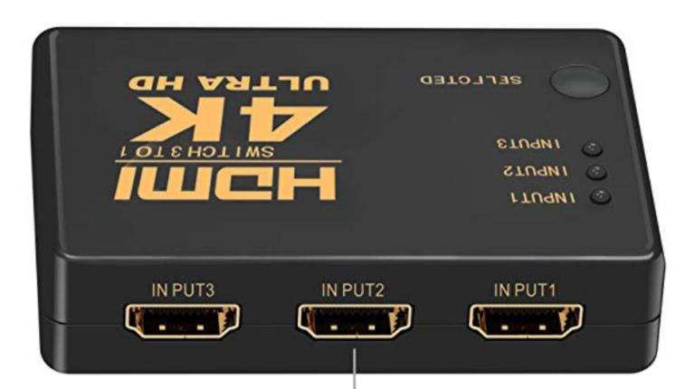 GANA 4K HDMI Switch