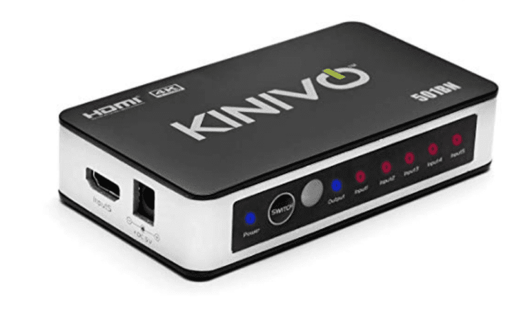 Kinivo 501BN Switch​