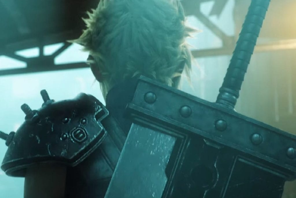 Final Fantasy VII Remake Preview For 2019