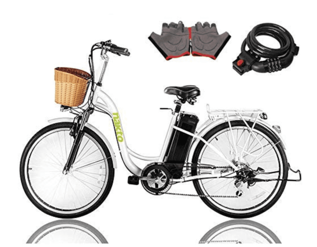 Nakto Electric Bicycle