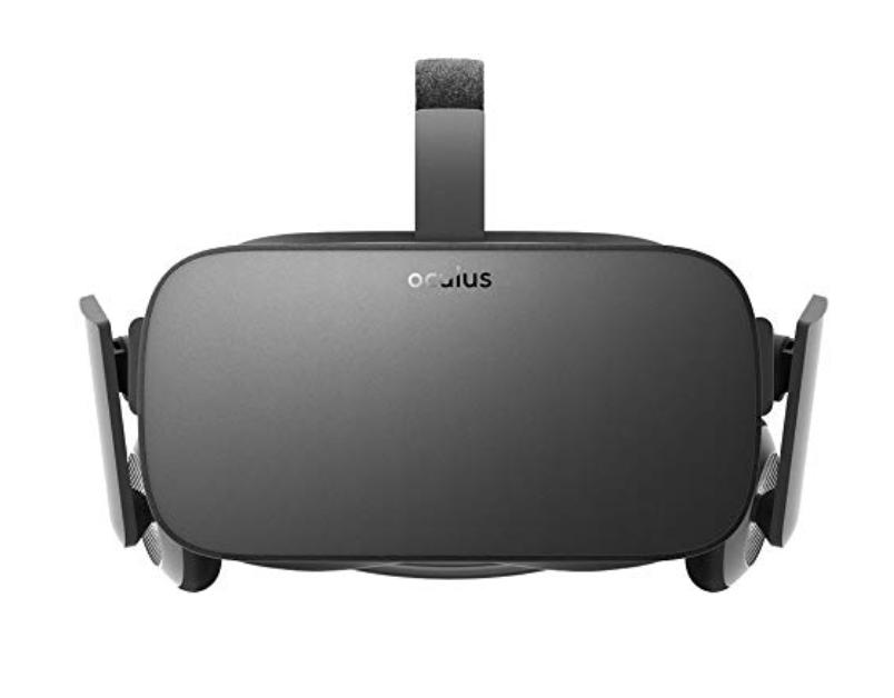 Oculus Rift - Front View