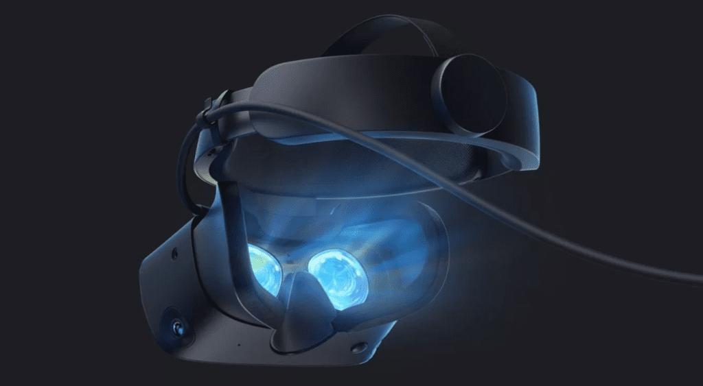 Oculus Rift - Inside View
