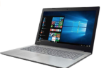 Lenovo IdeaPad 320 Review - Front View of the laptop