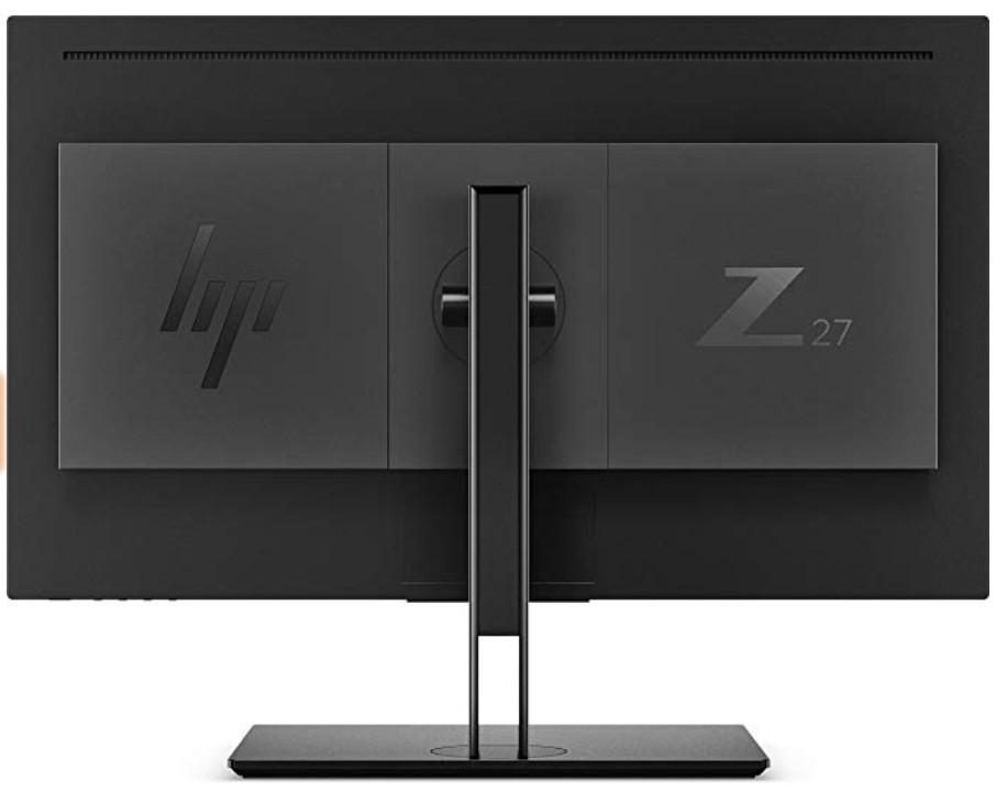 HP Z27 Rear View