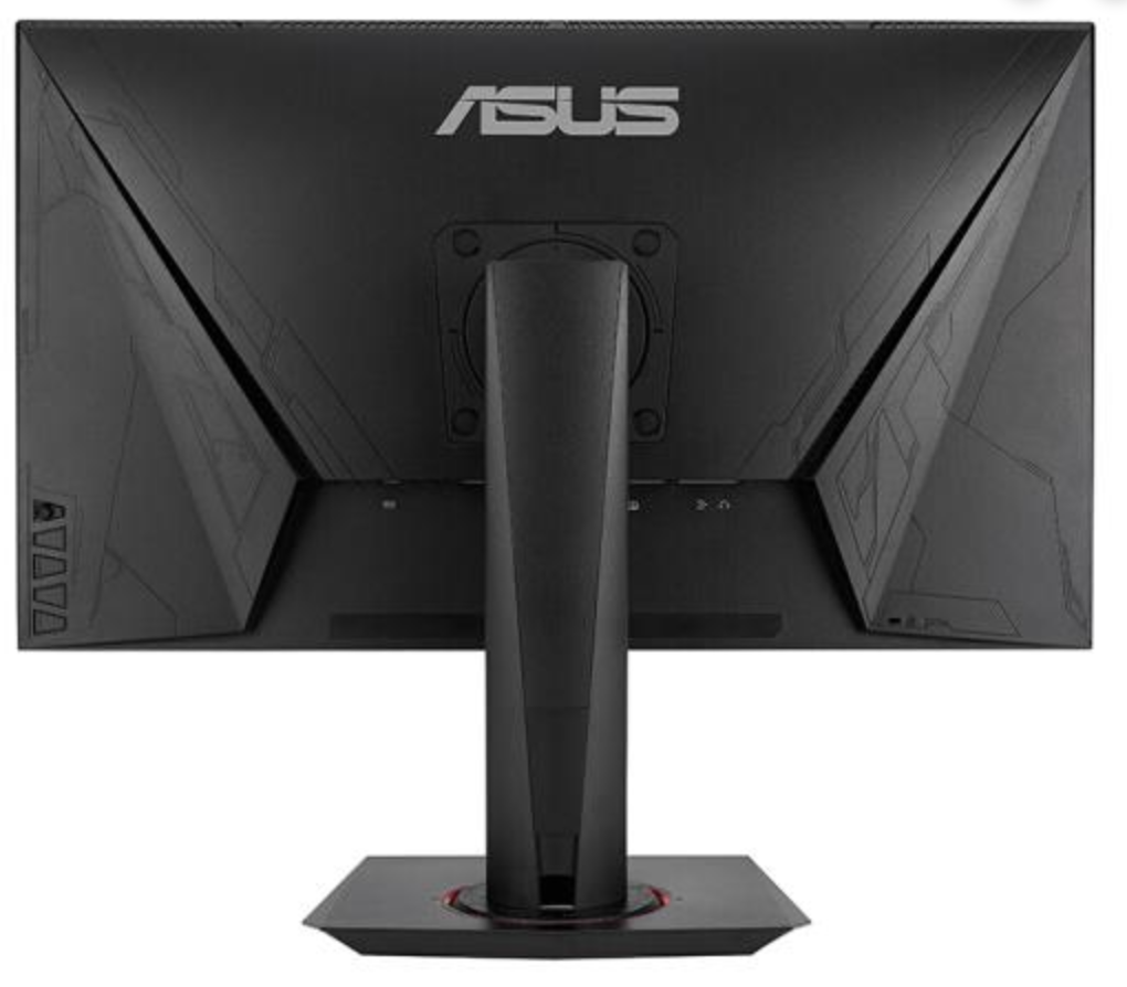 ASUS VG279Q Review - Rear View
