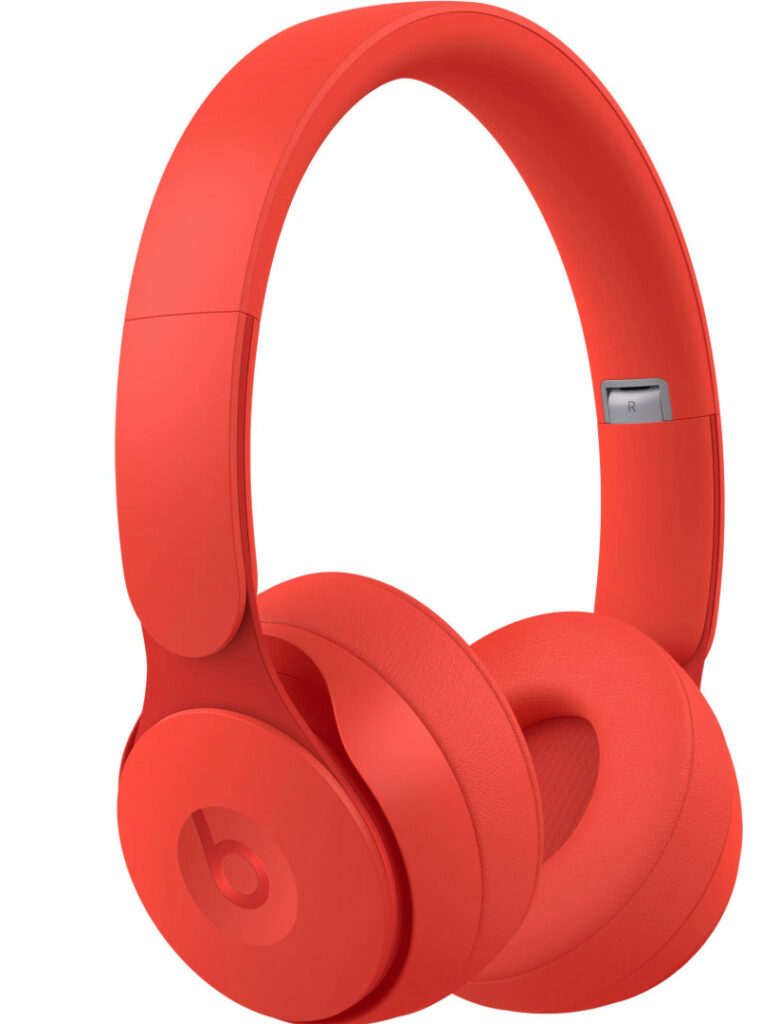 Beats Solo PRO Review - Red Headphones