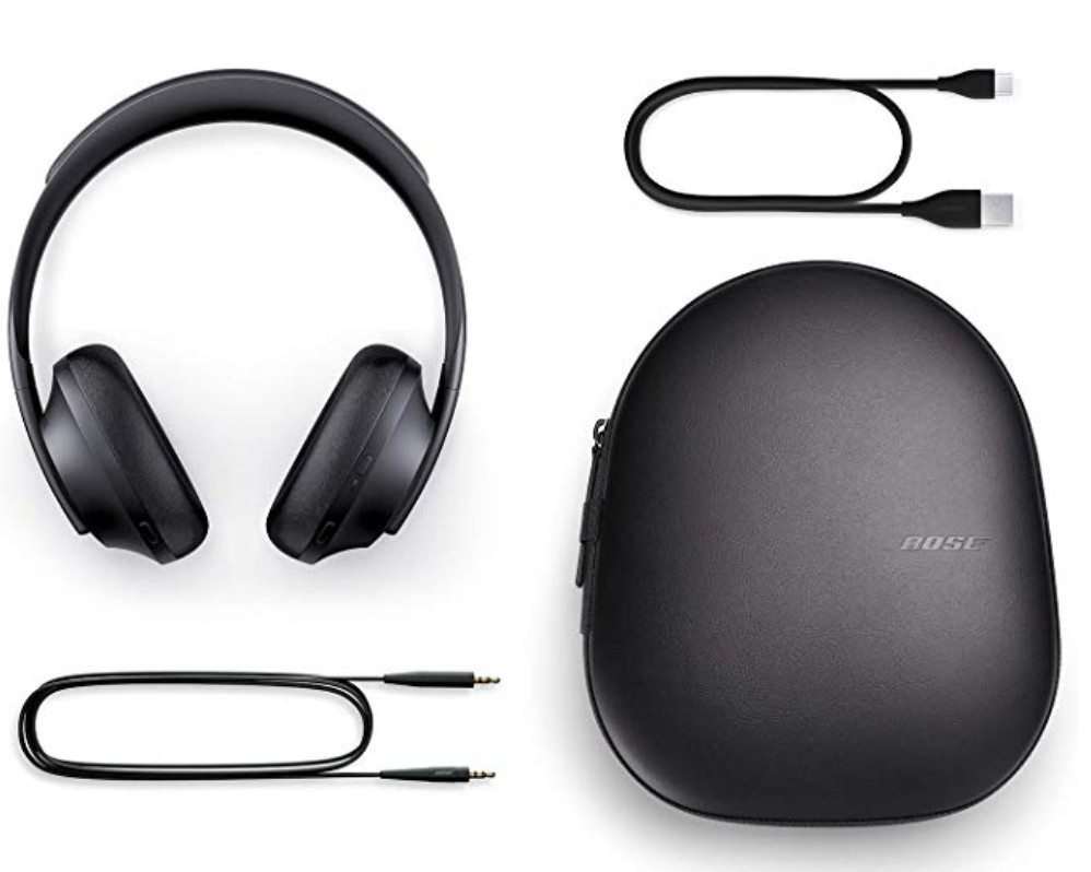 Bose 700 Review - Accessories