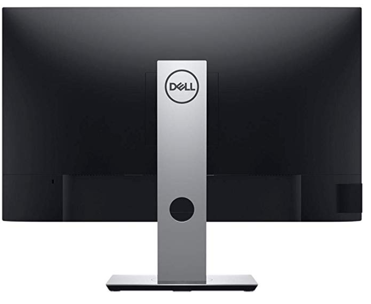 Dell P2419HC Review - Rear View