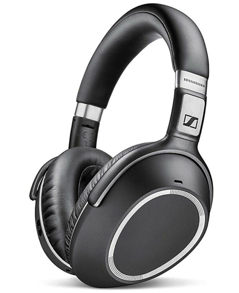 Sennheiser PXC 550 Headphones - Side View