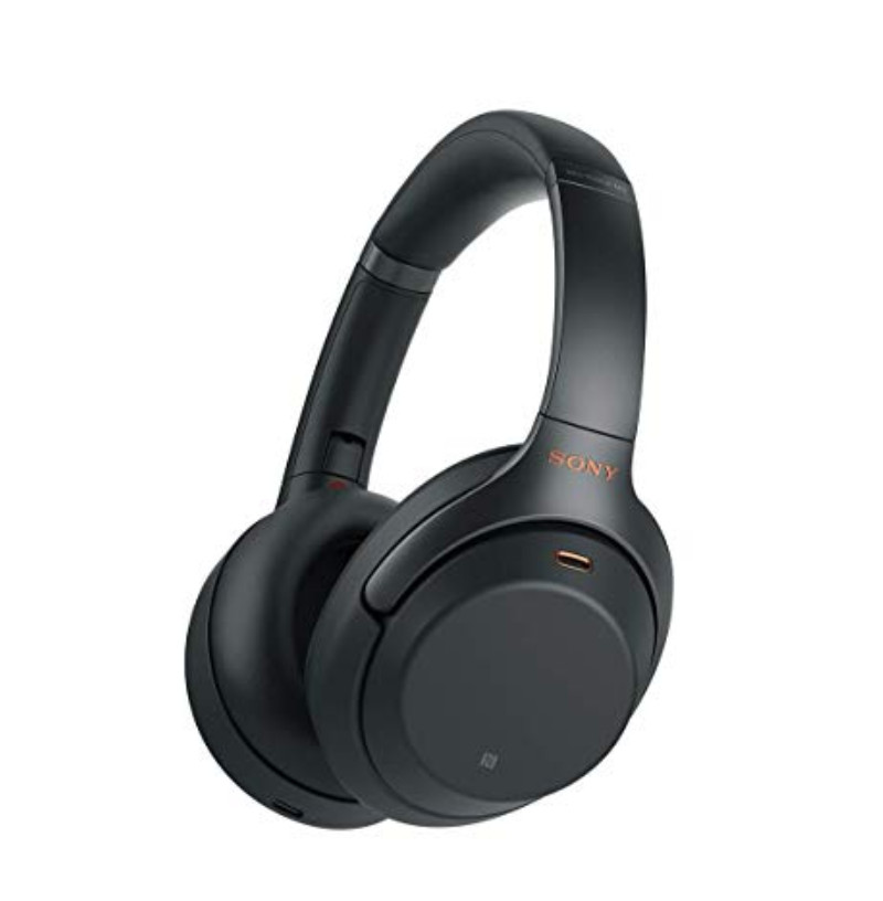 Sony WH 1000XM3 Headphones Review - Side View