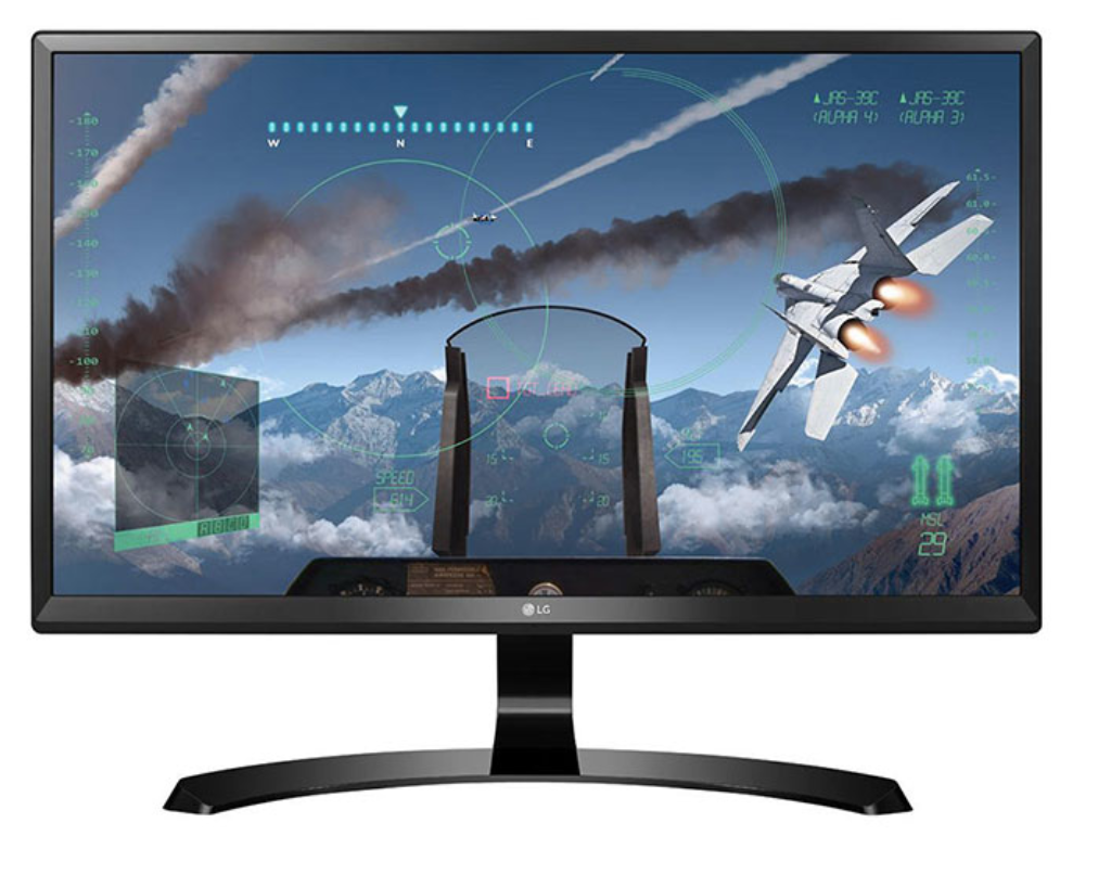 best gaming monitors under 300 - LG 24UD58-B