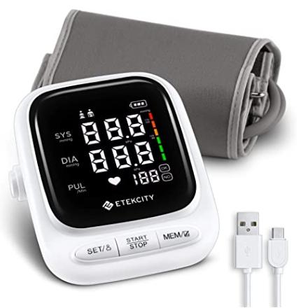 Etekcity Blood Pressure Monitor