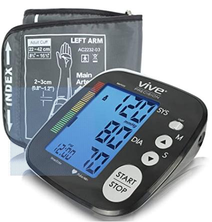 Vive Precision Blood Pressure Machine