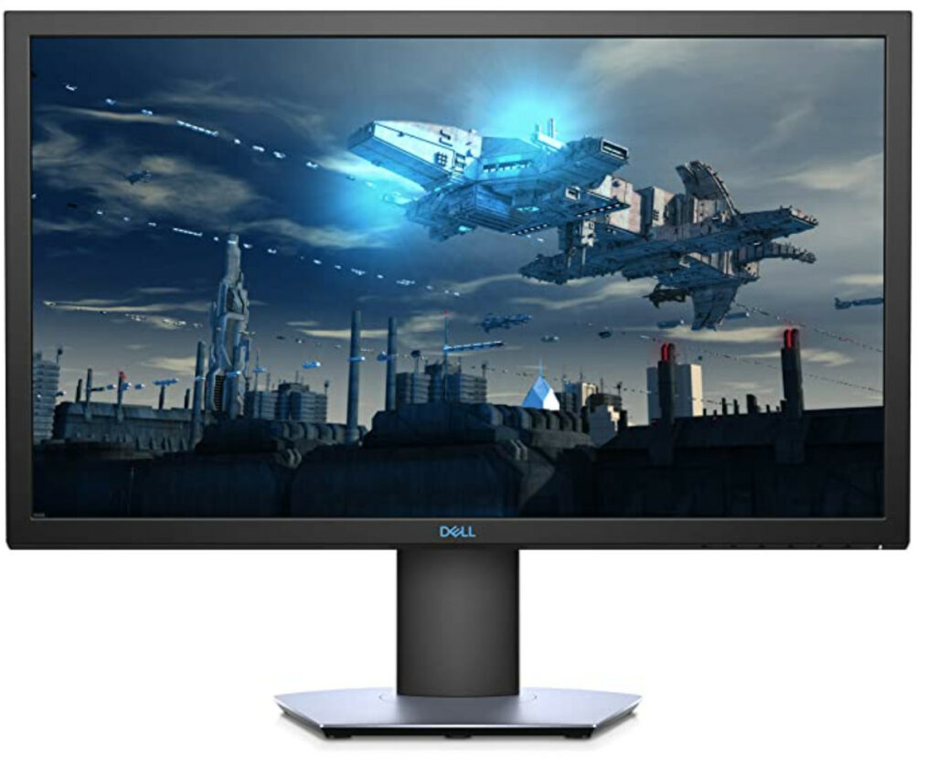 Dell S2419HGF Review - Front View