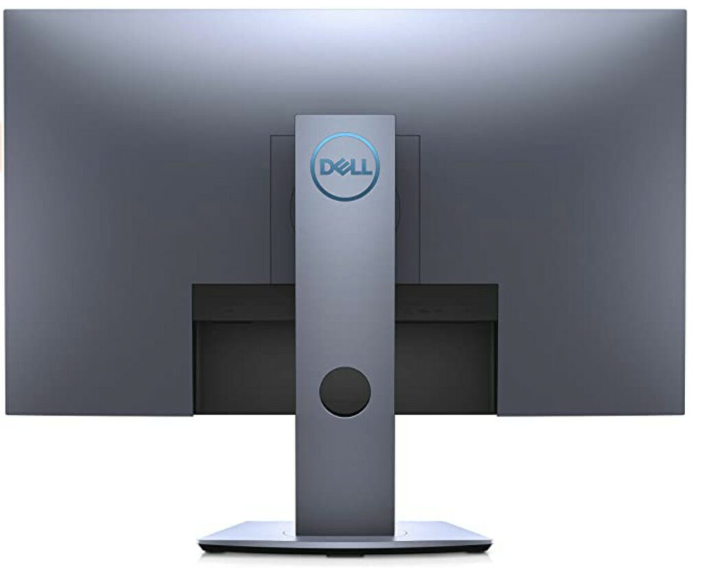 Dell S2419HGF Review - Rear View