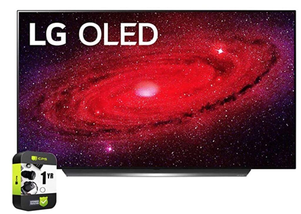LG OLED48CXPUB - Front View