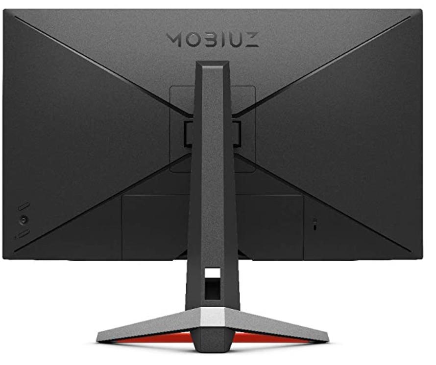 MSI Optix G27C4 Review - Rear View