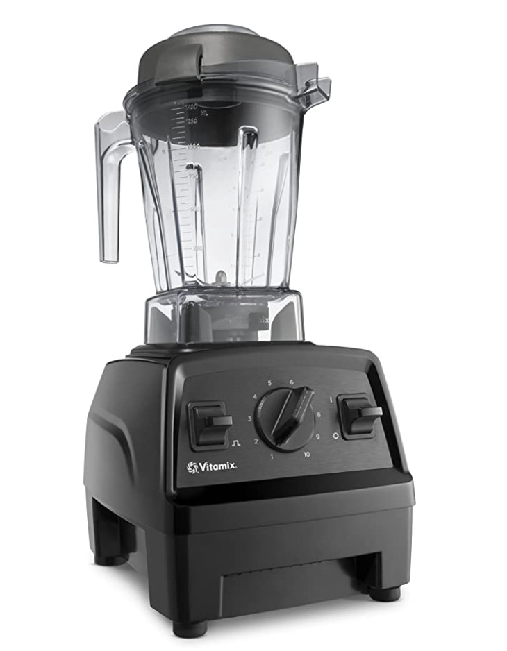 Vitamix E310 Explorian Blender - Front View