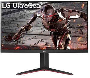 LG 32GN650 B Review - Front View